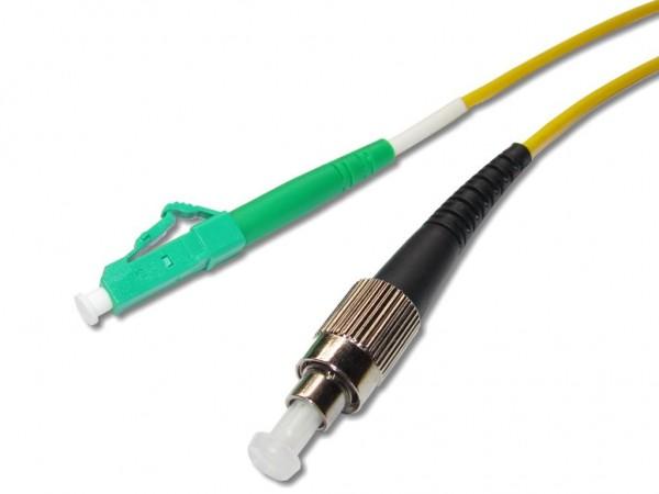 LC/APC-FC/PC simplex LWL Patchkabel 9/125µm G.657A1