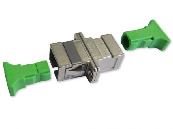 SC/APC-SC/APC simplex Kupplung singlemode