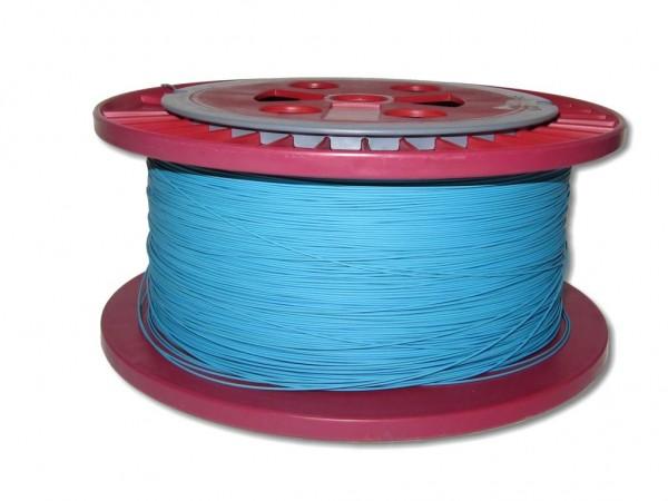 LWL Pigtailader 50/125µm OM2 trockene Kompaktader 0,9mm blau