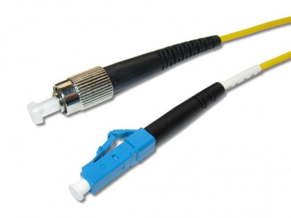 FC/PC - LC simplex LWL Patchkabel 9/125µm G.657A1